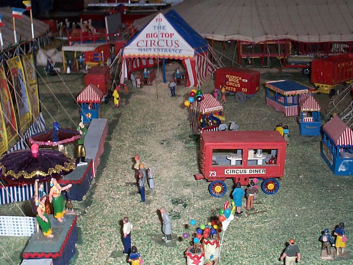 Circus Model Store